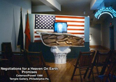 Promises:Negotiations For a Heaven on Earth 1987