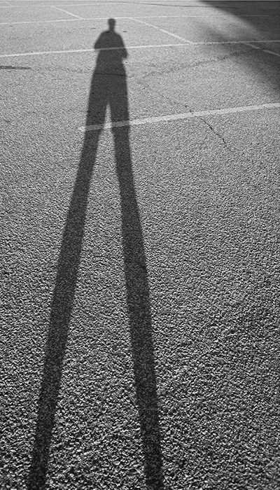 Connie Coleman- Stretched Shadow-2008